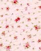 ピンクの小花柄