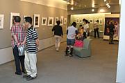 富士川楽座家族の絆アピール展
