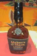 Maker's Mark Black Top