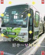 観光バスが好き