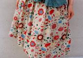 ミロンミロンのスカート大好き!