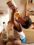とにかく飲む!!