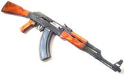 Abtomat Kalashnikov −AK−