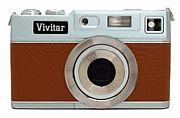 Vivitar ViviCam 8027
