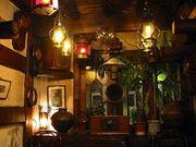 真夜中の喫茶店