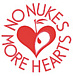 NO NUKES,MORE HEARTS