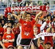 シンガポール代表 go lions!
