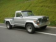 Jeep J-Series Pickups