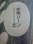 手塚ゾーン