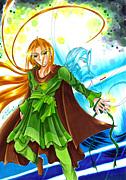 魔境の森の旅人