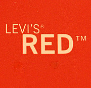 LEVI'S RED【リーバイスレッド】