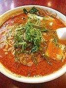 長江の担々麺