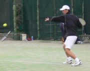 松国テニス部
