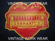 Vintage Work Wear