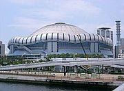 京セラドーム付近駐車場
