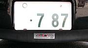 ナンバー787