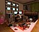自作PCのある部屋