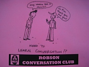 RCC Robson Conversation Club