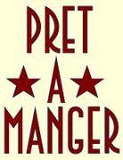 ★PRET A MANGER★