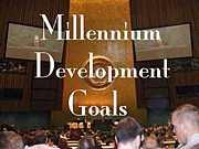 ミレニアム開発目標