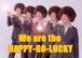 �ҥ?����happy go lucky!!!