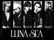 LUNA  SEA SESSION!!