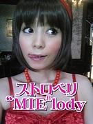 """中川翔子@ストロベリ""""MIE""""lody"""