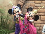 Tokiyo Disney Sea 仲間集合