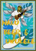 サーフィンとビールとウクレレと