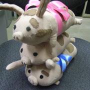 ブウサギ造形 予備軍