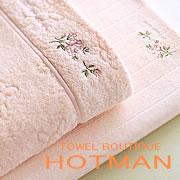 HOTMANのタオルが好き♪