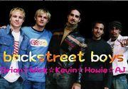 Backstreet boys☆大好きな曲