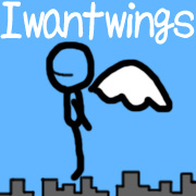 翼が欲しい!