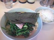 横浜ラーメン武蔵家千葉店