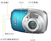 PowerShot D10