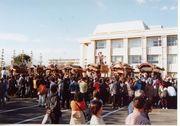 八街秋祭り
