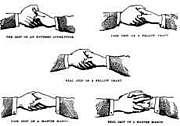 日曜握手の会