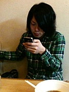 三島印の安心緑チェックシャツ