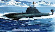 潜水艦映画が好き