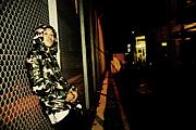 DJ BLACK SAUCER