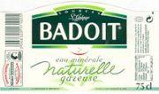 Badoit/バドワ
