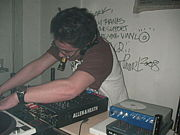 DJ TERUO a.k.a.てるてる愛好会