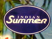 インディアンサマー