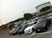 スポーツカーでオフ会!(関西)