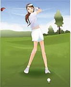 ☆ゴルフde女子会☆