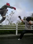 山口県野外ボクシングの会