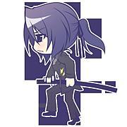 黒衣の剣鬼 カヤ