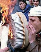 タバコ税値上げ上等