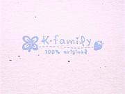 ***K・family*** handmade shop