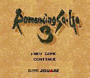 ロマンシング サ・ガ 3